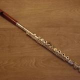 La flûte traversière